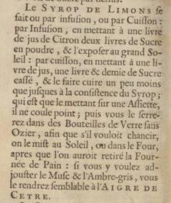 Nicolas de Bonnefons: Le iardenier françois. 1654. Seite 286.