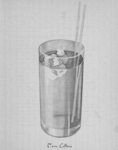 Wilhelm Stürmer: Cocktails by William. 1949. Seite 67. Collins.
