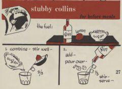 Robert H. Loeb: Nip Ahoy. 1954. Seite 27. Stubby Collins.