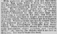 The Sun, Juli 1872.