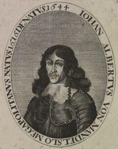 Johann Albrecht von Mandelsloh.