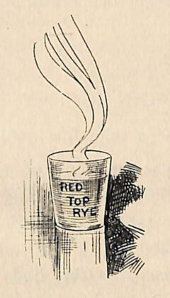 Anonymus Red Top Rye Guide, 1902, Seite 63.