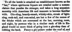 Charles Mackay: Life and liberty in America. New York, 1859, Seite 34.