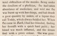 David Kinneir: A new essay on the nerves. London, 1739, Seite 180.