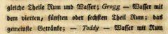 Johann David Schöpf: Reise durch einige der mittlern und südlichen vereinigten nordamerikanischen Staaten. Zweyter Teil. Erlangen, 1788, Seite 346.