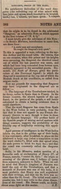 Notes and Queries. 15. November 1858, Seite 381-382.