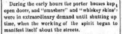 The Brooklyn Daily Eagle, 3. Januar 1854, Seite 3.