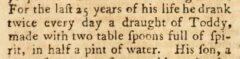The Gentleman's Magazine. Vol. 53. London, 1783, Seite 372.