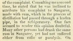 The London medical gazette. Vol. X. London, 1832, Seite 690.
